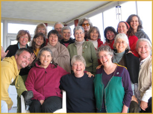 photo of the participants in the 2010 Maine NVC Integration program
